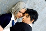 Cosplay-Cover: Gokudera Hayato [Namimori Uniform]