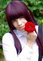 Cosplay-Cover: Shirakiin Ririchiyo