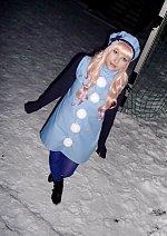 Cosplay-Cover: Sheryl Nome [Winterdress]