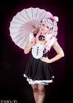 Cosplay-Cover: Super Sonico [Maid]