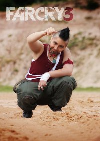 Cosplay-Cover: Vaas Montenegro [Far Cry 3]