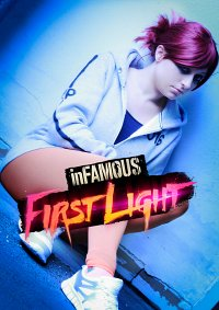 Cosplay-Cover: Fetch [Infamous: First Light]