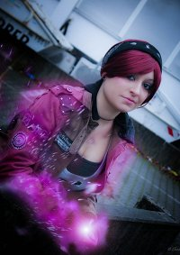 Cosplay-Cover: Abigail [Fetch] Walker - Infamous: First Light
