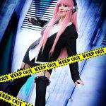 Cosplay: Luka Megurine [Secret Police]