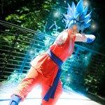 Cosplay: Son Goku SSGSS (Fukkatsu no F)