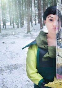 Cosplay-Cover: Mulan ('Ping)'