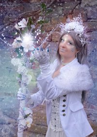 Cosplay-Cover: Snowqueen