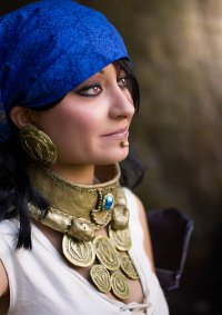 Cosplay-Cover: Isabela