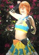 Cosplay-Cover: Rin Hoshizora (Cheerleader Version)