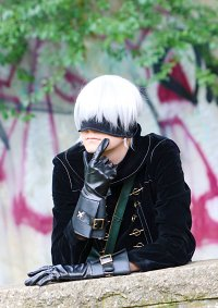 """Cosplay-Cover: YoRHa """"9S"""" No. 9 Model S"""