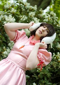 Cosplay-Cover: Tewi Inaba