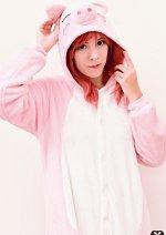 Cosplay-Cover: Maki Nishikino [Pig Kigurumi]