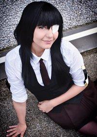 Cosplay-Cover: Kaneki Ken (Female)