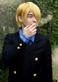 Cosplay-Cover: Sanji [Suit]
