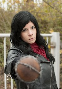 Cosplay-Cover: Negan [Female]