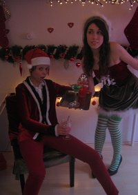 Cosplay-Cover: Barney Stinson[How I Met Your Mother]Christmas