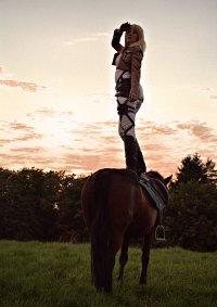 Cosplay-Cover: Christa Lenz/Historia Reiss