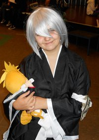 Cosplay-Cover: Gin