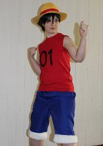 Cosplay-Cover: Monkey D. Luffy [Movie 3]