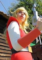 Cosplay-Cover: Adora (She-Ra: Princess of Power)