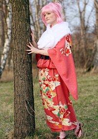 Cosplay-Cover: Hinamori Amu [Kimono]