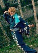 Cosplay-Cover: Hotori Tadase (Kimonoversion)