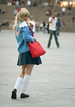 Cosplay-Cover: Blondie