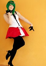 Cosplay-Cover: Gumi [Lie & Diamond]