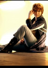 Cosplay-Cover: Suzaku Kururugi (Civilian)