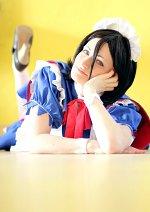 Cosplay-Cover: Kuchiki Rukia [Battle Maid Cop]
