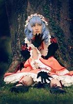 Cosplay-Cover: Ame Warashi [Rose Artwork]