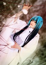 Cosplay-Cover: Yuki Onna