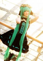 Cosplay-Cover: Hatsune Miku [Chocolate Mint]