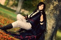 Cosplay-Cover: Rolan Flamberge