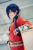 Cosplay-Cover: Koujaku