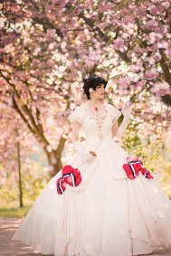 Cosplay-Cover: Sapphire [Prinzessin]