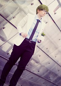 Cosplay-Cover: Midorima Shintarou (Teiko)