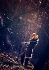 Cosplay-Cover: fem!Anders