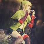 Cosplay: Linkle [Concept Art]