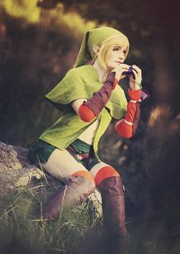 Cosplay-Cover: Linkle [Concept Art]