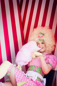 Cosplay-Cover: Candy Cotton Maid