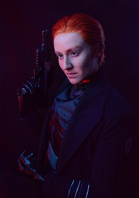 Cosplay-Cover: Armitage Hux
