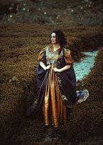 Cosplay-Cover: Renaissance Dress
