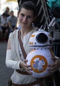 Cosplay-Cover: Rey