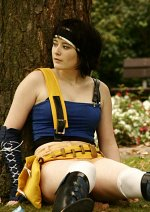 Cosplay-Cover: Yuffie Kisaragi (Dirge of Cerberus)