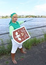 Cosplay-Cover: Link (Windwaker)