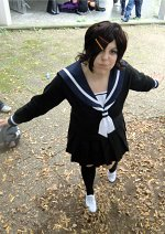 Cosplay-Cover: Kate (Nakajima B5N) Genderbender Version (Midnight