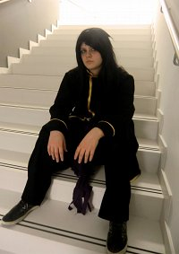 Cosplay-Cover: Thanatos (Lost Canvas)