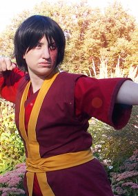 Cosplay-Cover: Zuko (Team Avatar)