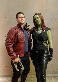 Cosplay-Cover: Gamora